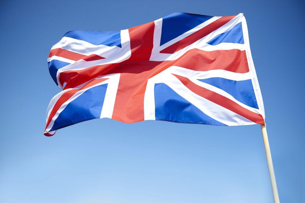 bandeira do Reino Unido - gírias britânicas